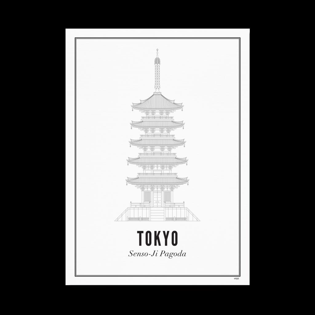 Tokyo_Senso-Ji_Pagoda_witpapier