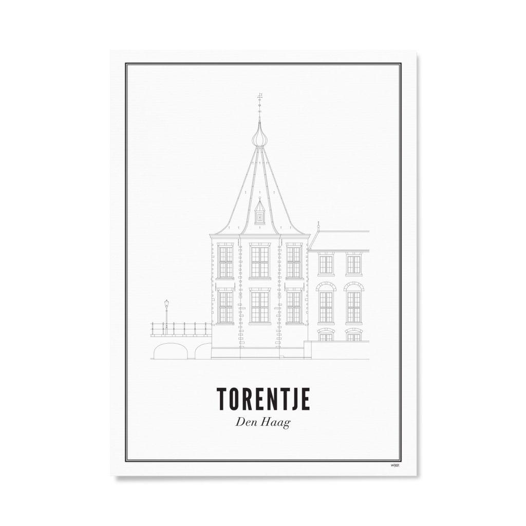 Torentje-den-haag-poster