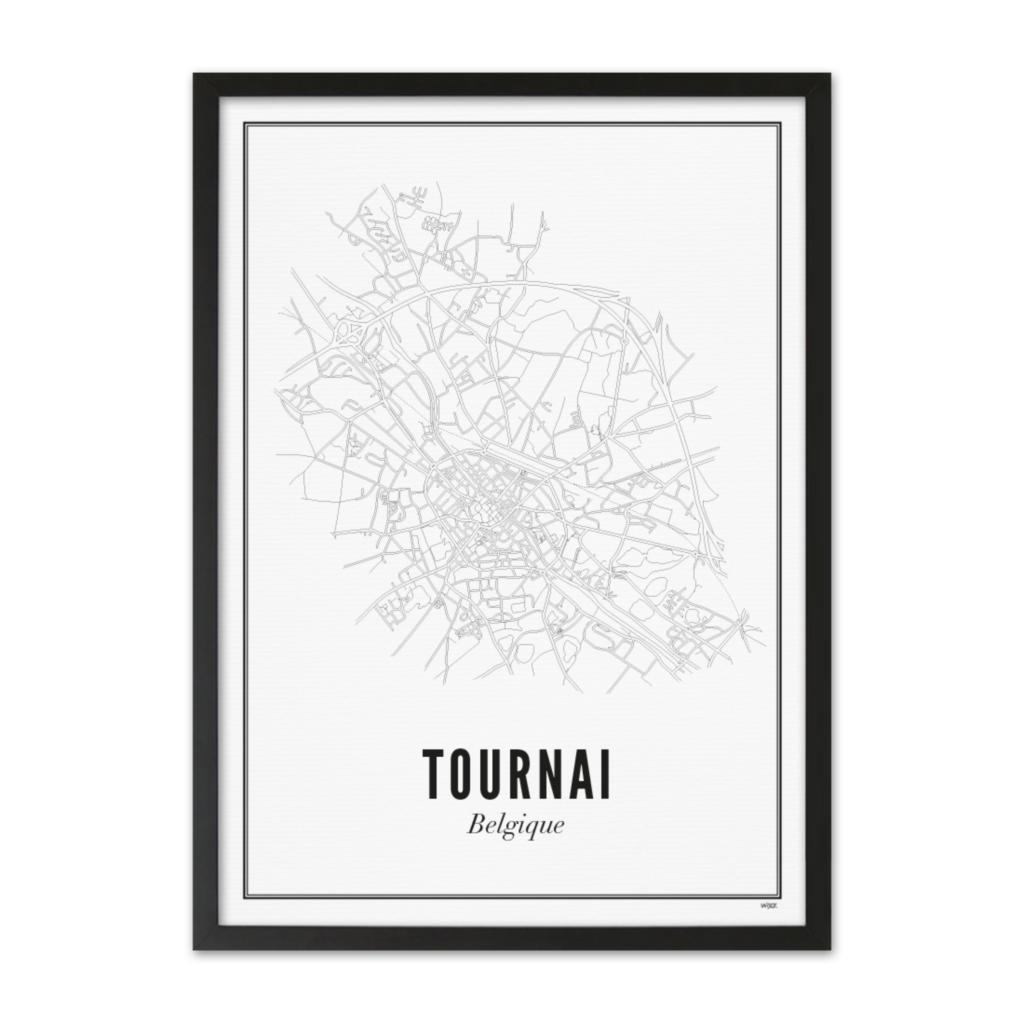 Tournai Zwart