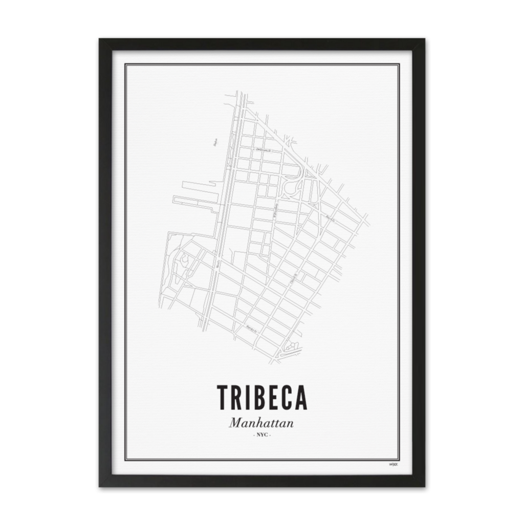 Tribeca_Zwart