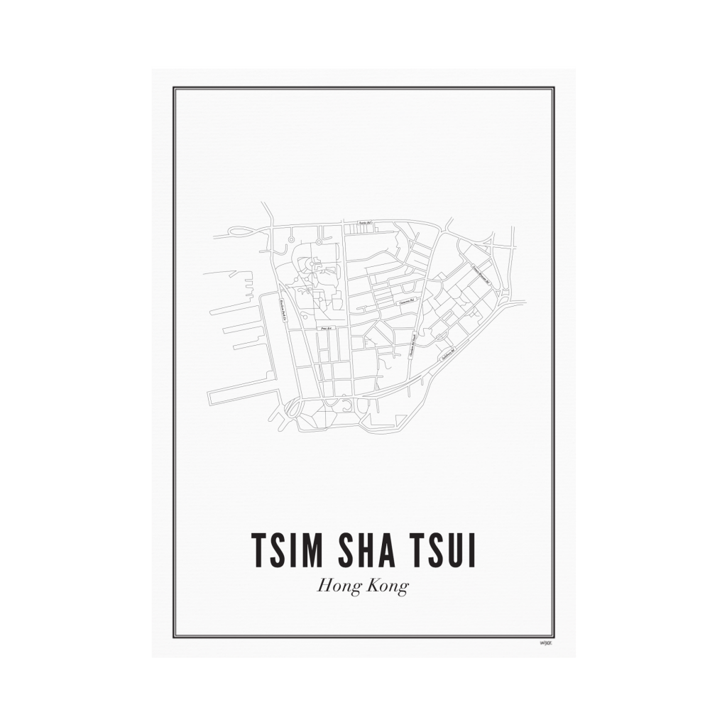 TSIMSHATSUI WIT PAPIER
