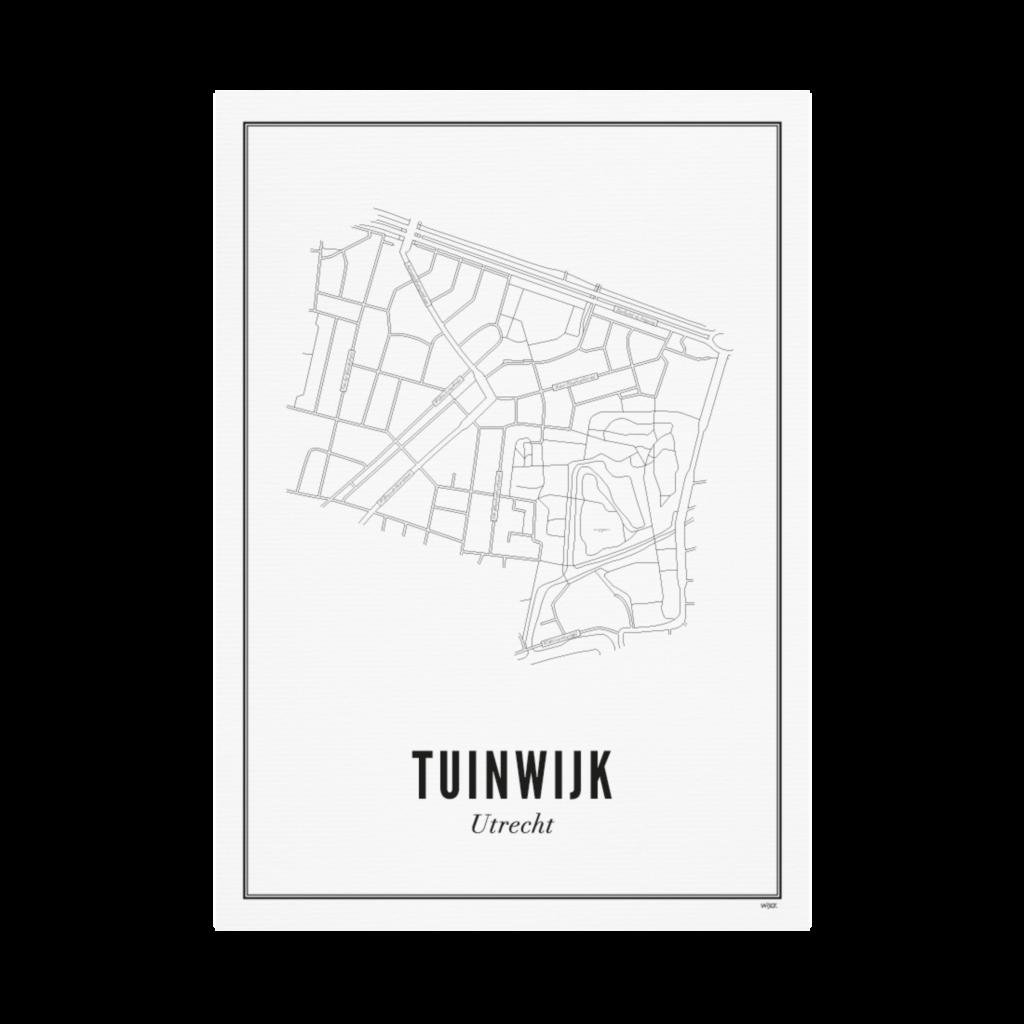 Tuinwijk_Papier