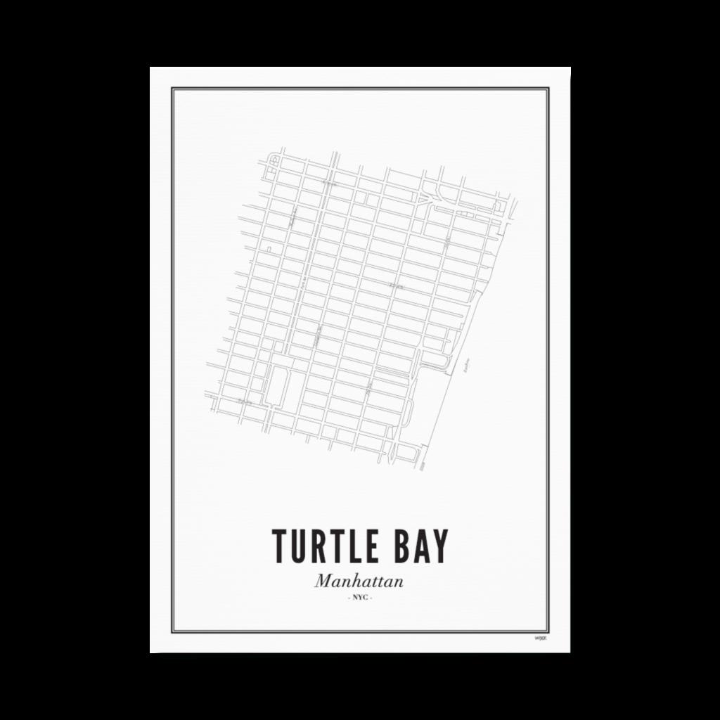 Turtle Bay_Papier