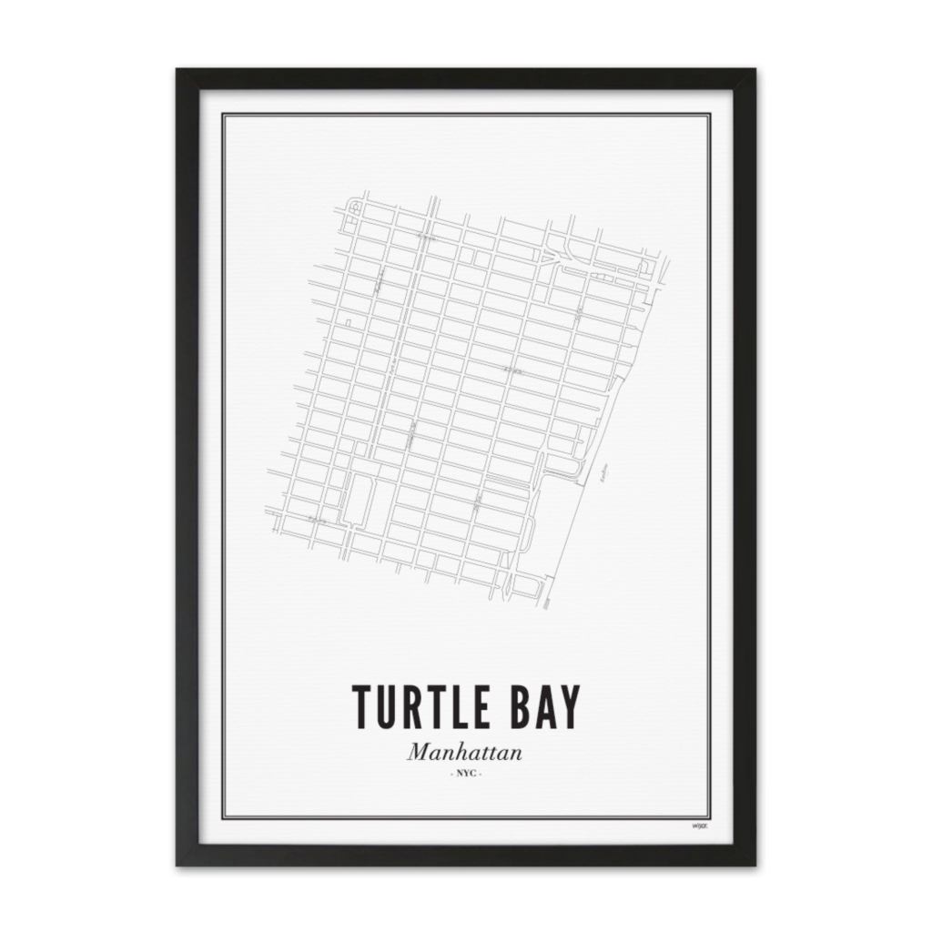 Turtle Bay_Zwart
