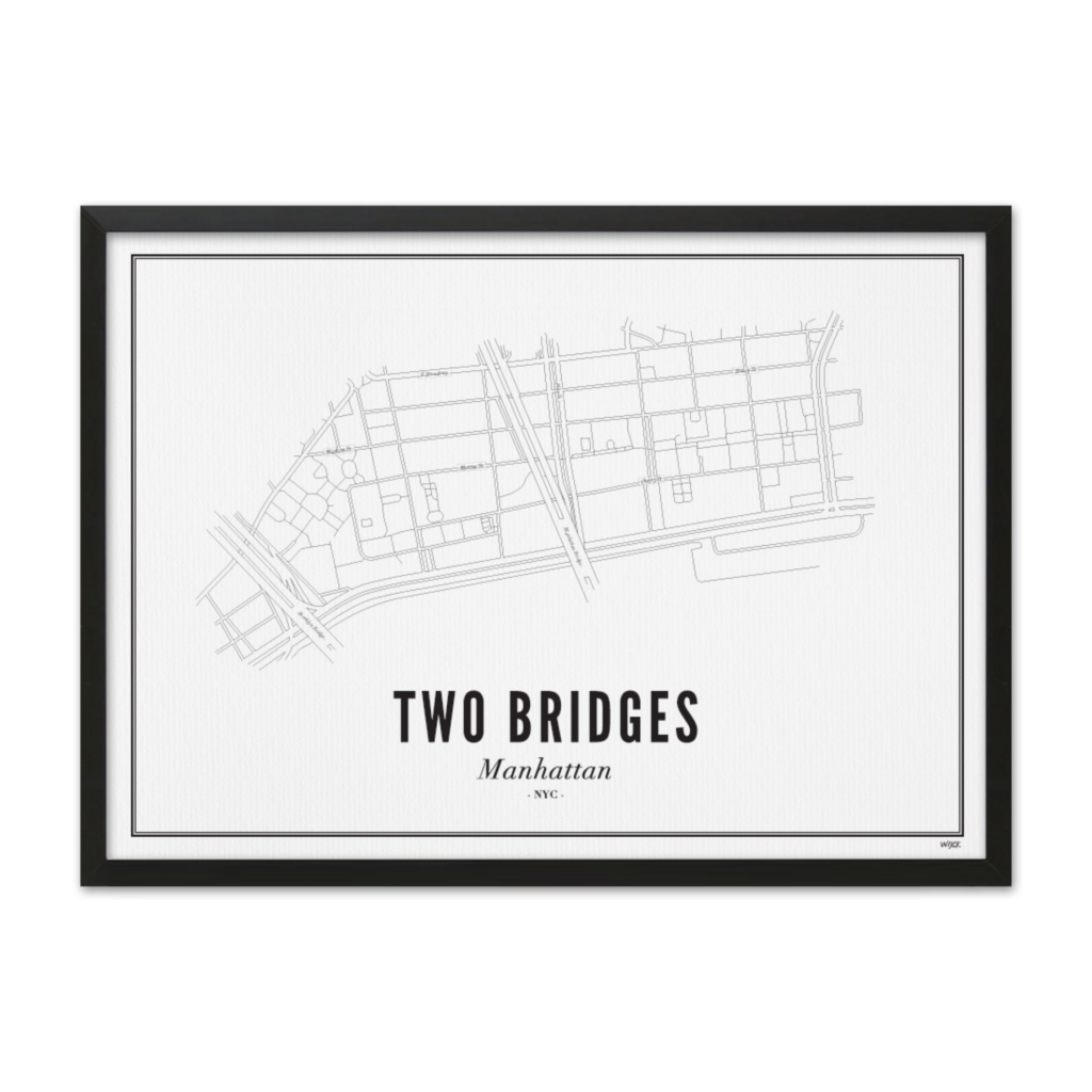 Two Bridges_Zwart