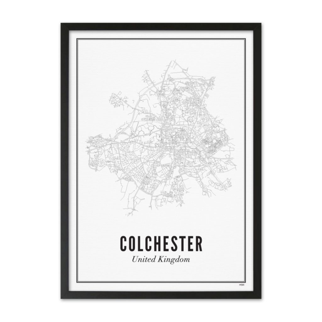 UK_Colchester_lijst_zwart