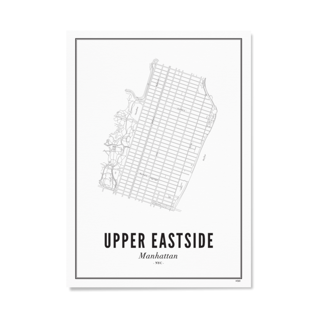 Upper Eastside_papier