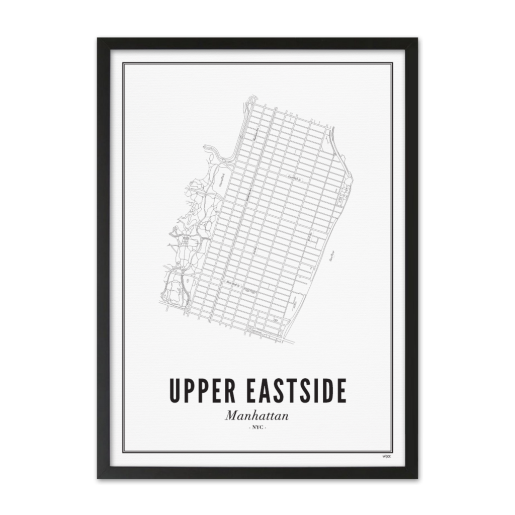 Upper Eastside_zwart