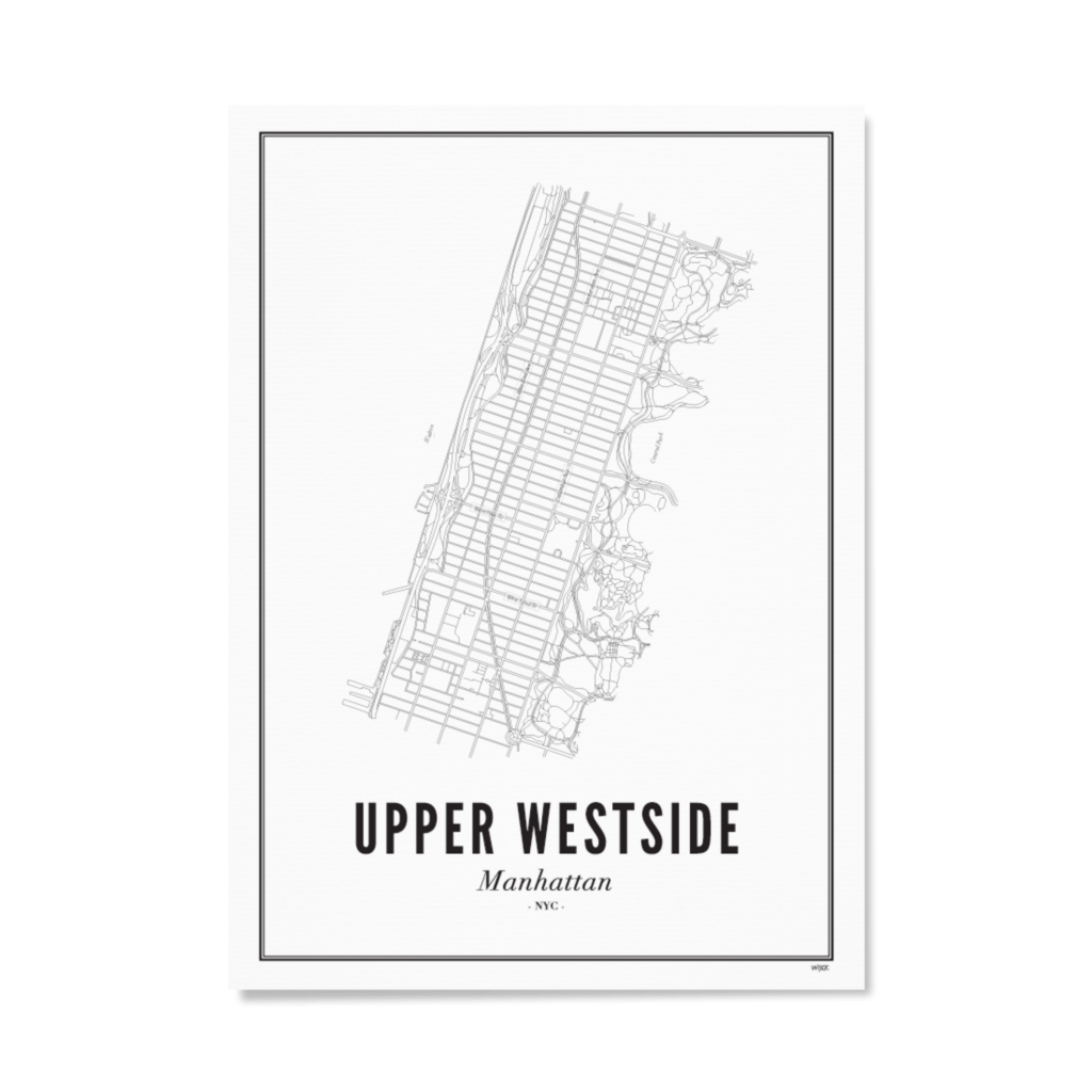 Upper Westside_papier