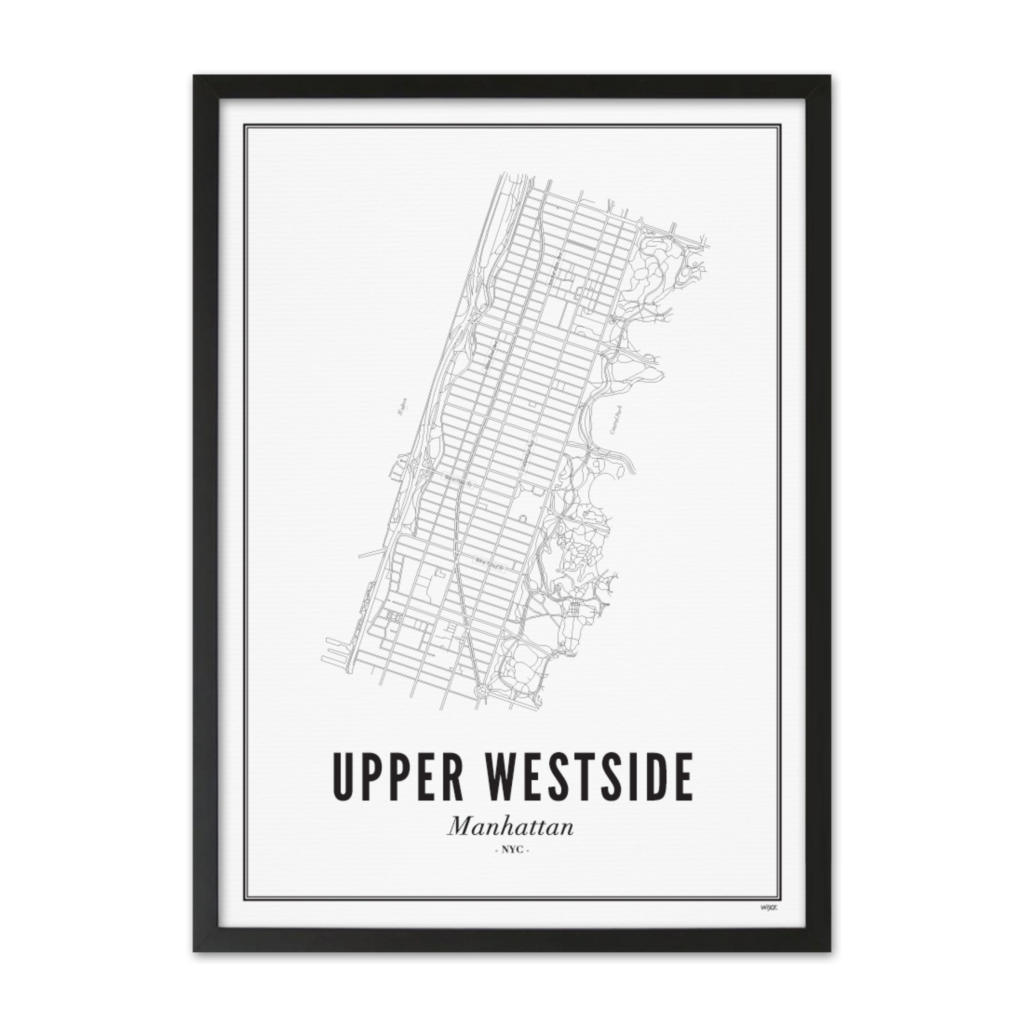 Upper Westside_Zwart