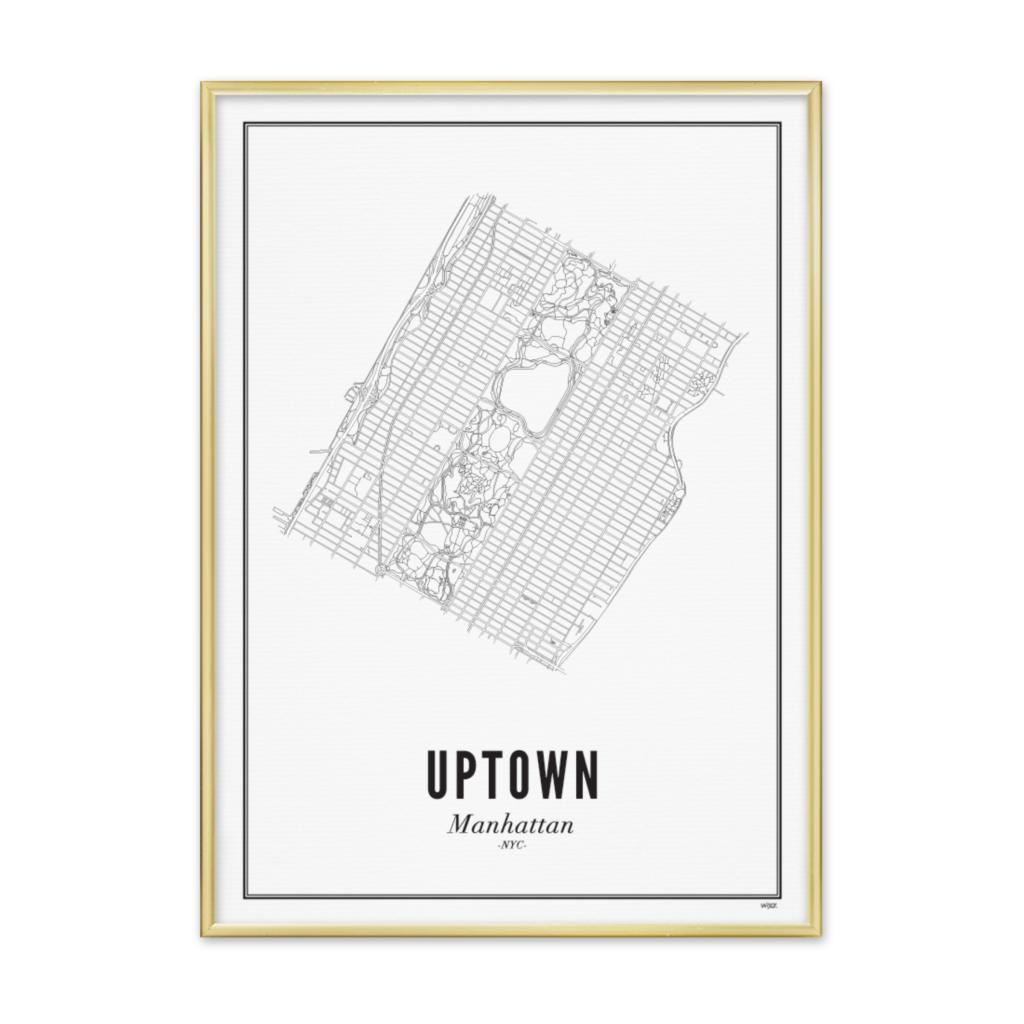UPTOWN_Goudelijst