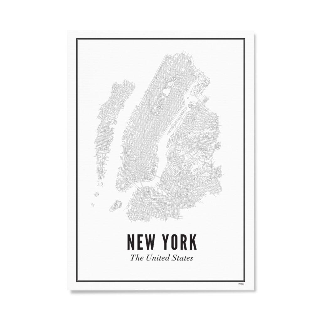 USA_New_York_Papier