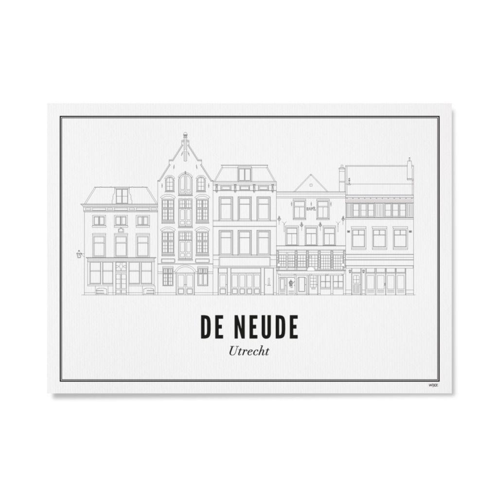 Utrecht_DeNeude_Papier