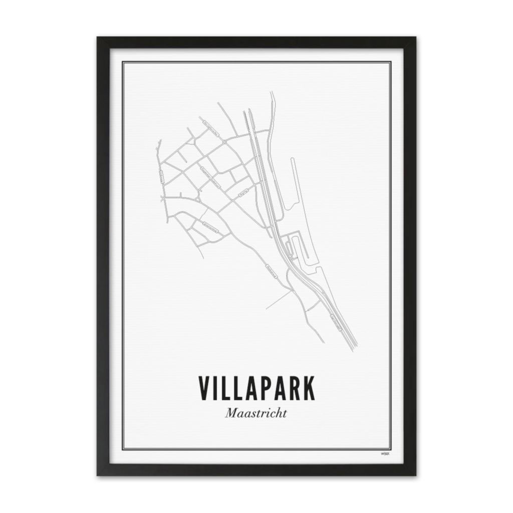 Villapark_Lijst