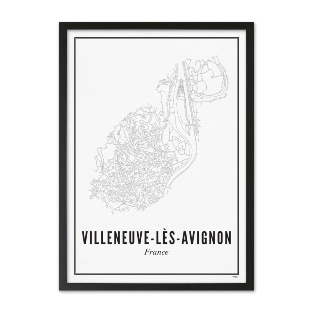 VILLENEUVE LES AVIGNON_lijst