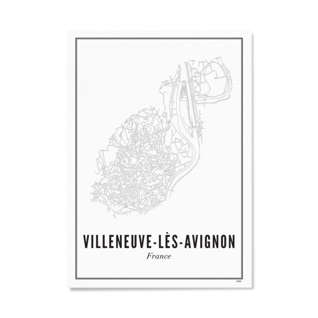 VILLENEUVE LES AVIGNON_papier