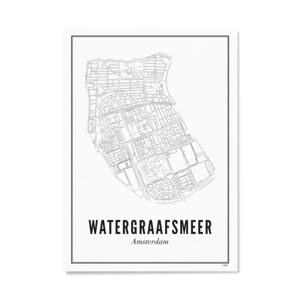 Watergraafsmeer papier