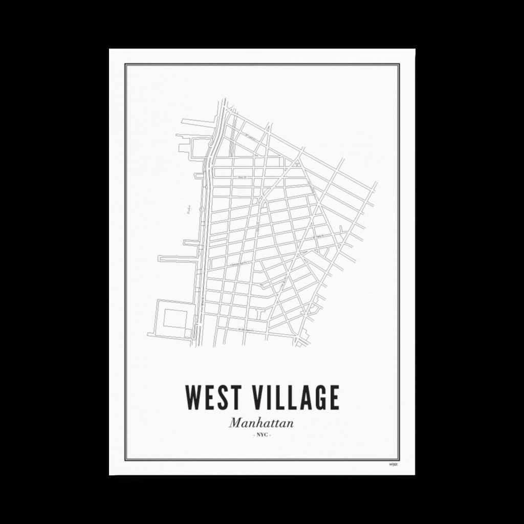 West Village_Papier