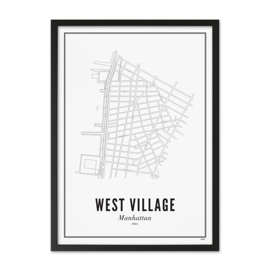West Village_Zwart