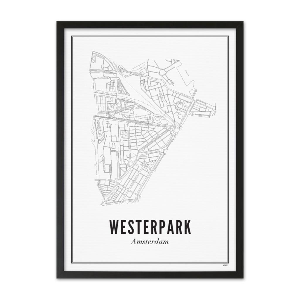 westerpark lijst