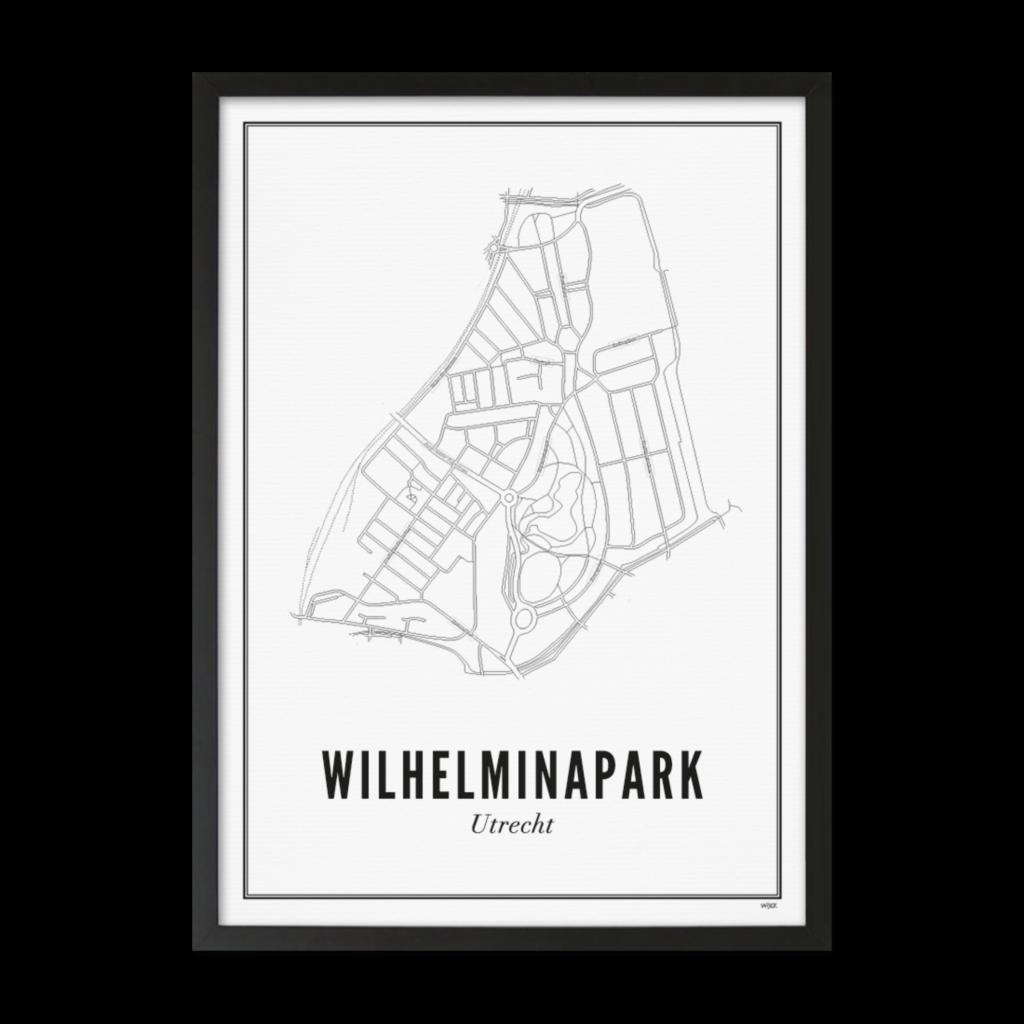 Wilhelminapark_Lijst