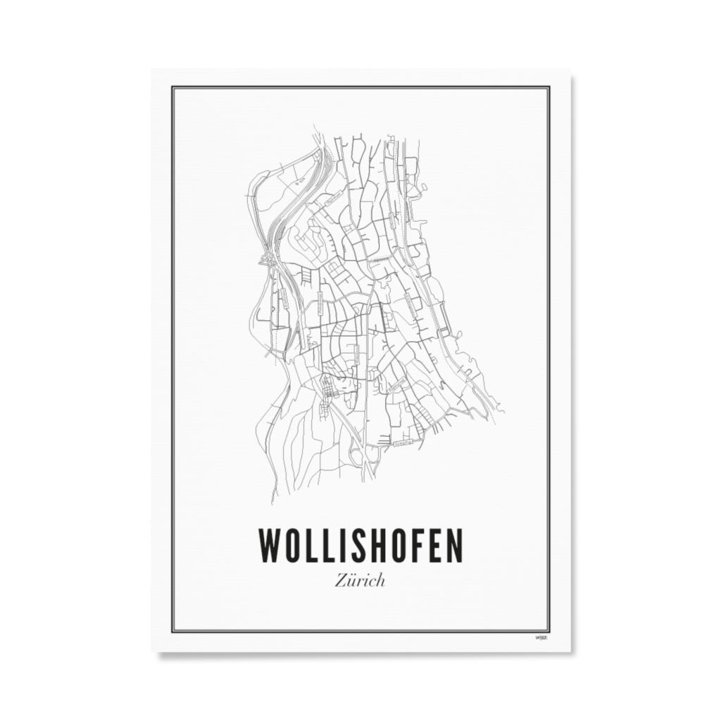 Wollishofen_Papier