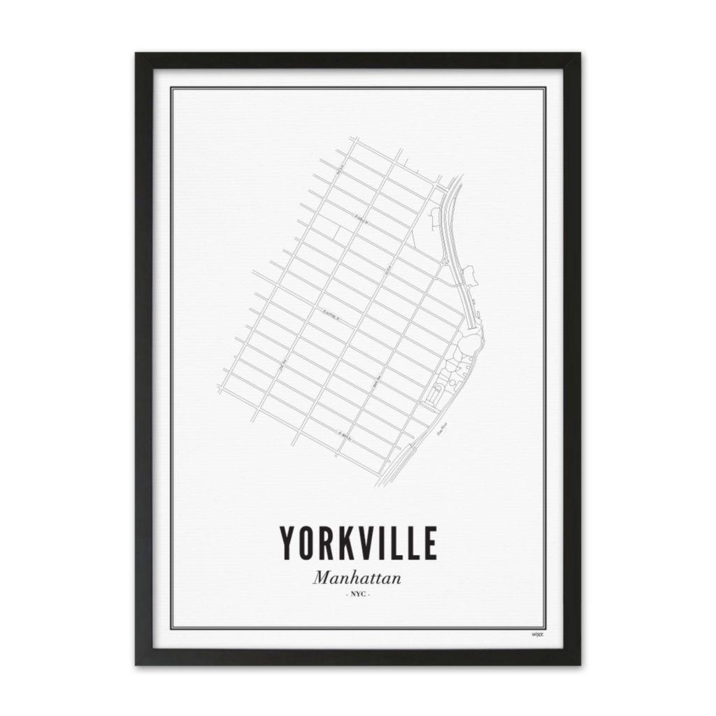 Yorkville_zwart